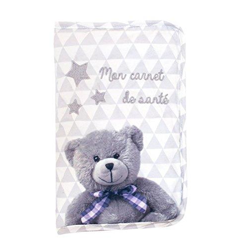 DOMIVA Protège Carnet de Santé Little Bear