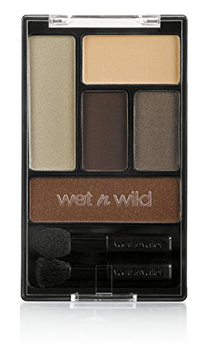 Wet 'n' Wild Color Icon Eyeshadow Palette-The naked truth, 1er Pack (1 x 40 g) -