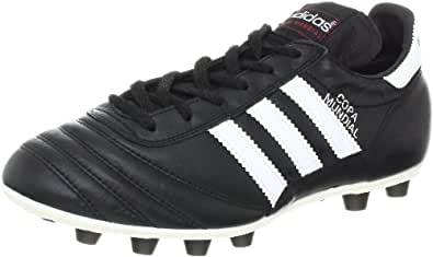 Adidas Originals Copa Mundial, Unisex-Adult Football Boots, Black (Black/Running White Ftw) 3.5 UK
