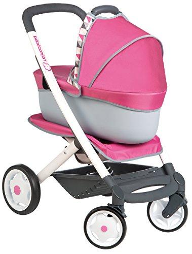 Preisvergleich Produktbild Smoby Toys–253196–bébé confort Kombi Kinderwagen mit Puppenwagen