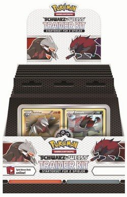 Pokemon Schwarz & Weiss Trainer Kit