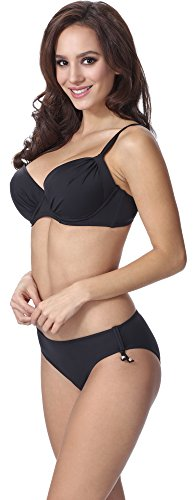 Feba Figurformender Damen Push Up Bikini F03 Muster-212