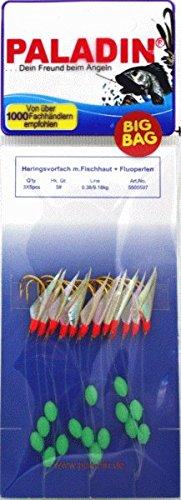 Paladin Big Bag Heringsvorfach mit Fischhaut+Fluoperlen
