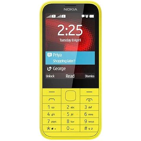 Nokia 225 Dual SIM - Teléfono móvil (7,11 cm (2.8