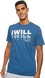 Under Armour Men's UA I WILL 2.0 SS TEES AND T-SH