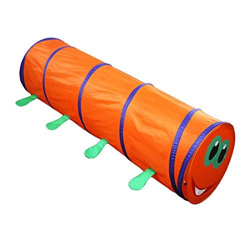 b14f1a494c18 Hi Suyi Túnel Infantil de Tienda de Acampada para Niños Pop Up Play Tents  Crawling Tunnel