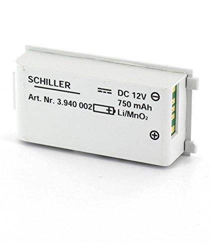 Schiller - Batterie 12V Pocket Defibrillator Fred EasyPort Schiller - 2.230292