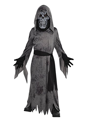 Child Ghastly Ghoul Halloween Costume Large 0809801760539