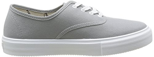 Victoria Ingles Lona, Baskets mode mixte adulte Gris
