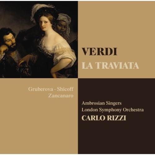 """La traviata : Act 2 """"Invitato a qui seguirmi"""" [Violetta, Alfredo]"""