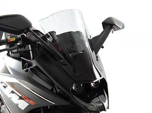 KTM RC125 15/RC390 15/Iridium Cool Blue Airflow Bildschirm