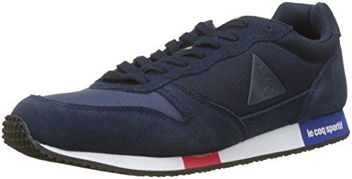 Le Coq Sportif Herren Alpha Sport Dress Blue Sneaker, Blau Bleu, 42 EU