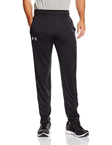 Under Armour Fitness Tech Pants Herren, Black (002), L, 1271951-002