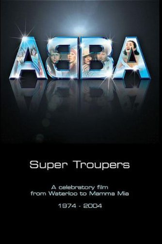 ABBA - Super Troupers  DVD