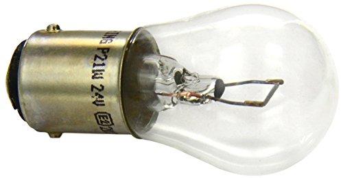 Ring Automotive luce di arresto, luce lampeggiante a forma di pera, per la retromarcia luce, luce di nebbia fine RB346, 24°V, 21°W, Sbc P21W, in scatola singola