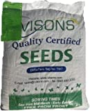 2 Kg Shaded Area Lawn Grass Seed Covers Upto 57m2 Quality Certified Seeds