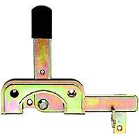 Gah-Alberts 209551 - Cierre para valla de jardín (para madera estrecha, galvanizado)