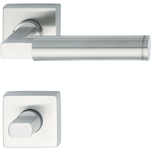 WC-Türgarnitur Türbeschlag Edelstahl