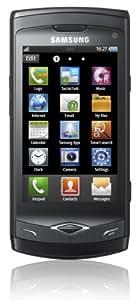 Samsung Wave S8500 Smartphone (1 Ghz, 2GB interner Speicher, Super Amoled Display, Touchscreen, bada-Betriebssystem) ebony-gray