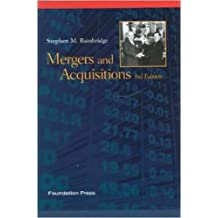 Mergers and Acquisition (Concepts and Insights)