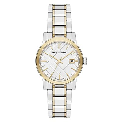 Burberry BU9115 - Watch for Women, Stainless Steel Bracelet Multicolor