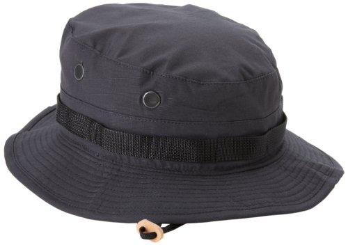 Propper Hut aus 100% Baumwolle - Schwarz, Größe7