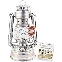 """Vermont Lanterns Feuerhand Hurricane Farol–alemán Hecho lámpara de Aceite 10""""–con Care Pack"""