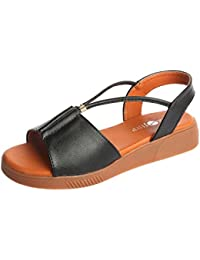 Amazon.it  sandali donna bassi - 708518031   Infradito   Scarpe da ... f26e2016232