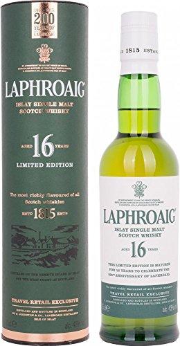 Laphroaig 16 Years Old Limited Edition mit Geschenkverpackung (1 x 0.35 l)