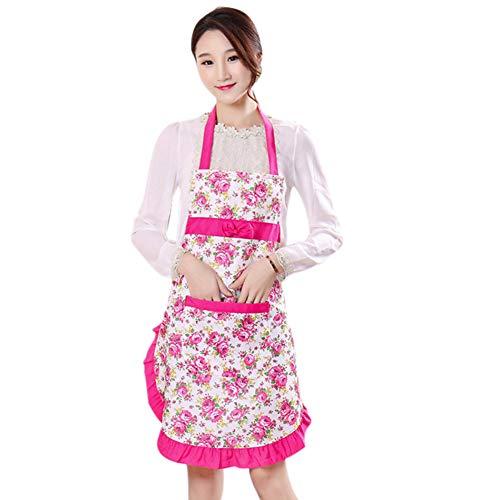 Xuxuou - Delantal de cocina