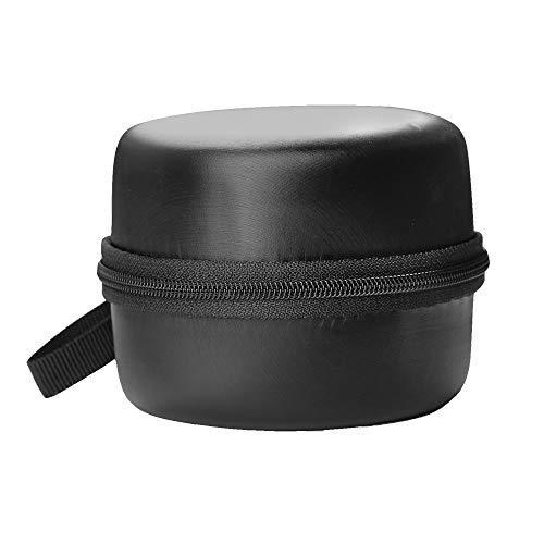 Bescita Travel Case Schutztasche, Wasserdichter Outdoor Organizer Tasche Doppelte Schichten Handliches Reise Aufbewahrungstasche für Amazon Echo Dot Intelligenter Lautsprecher