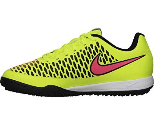 Nike Mädchen Jr Magista Onda Tf Turnschuhe volt/volt-black-hyper punch