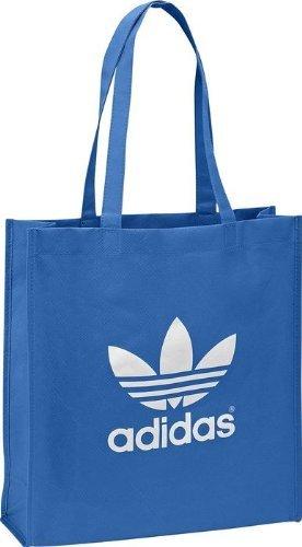 adidas Tasche Adicolor Trefoil Shopper Bag, blau2, 36 x 38 x 11 cm, W68773 -