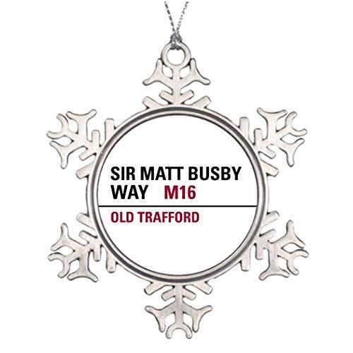 Monsety Sir T Busby Way englisches Straßenschild für Thanksgiving, lustige Weihnachtsdekoration (Kinder Thanksgiving-kunsthandwerk Für)