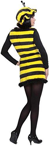 Imagen de disfraz de abeja mujer adulto carnaval alternativa
