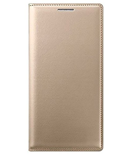 GIONEE S6s ORIGINAL FLIP COVER GOLD