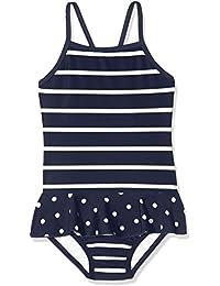 NAME IT Baby-Mädchen Einteiler Nitzarina Swimsuit W Shield Mz