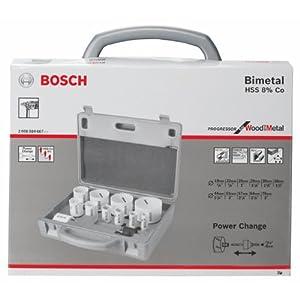 Bosch Professional 2 608 584 667 sierras de corona, Set de 13 Piezas