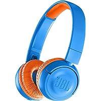 JBLJR300BTUNO JR300BT JBL JR300BT Kulak Üstü Bluetooth Kulaklık - Blue Mavi