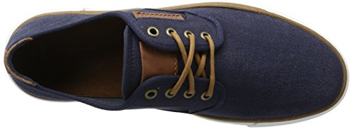 Camel Active Racket 14, Sneakers Basses Homme Bleu (Navy 05)