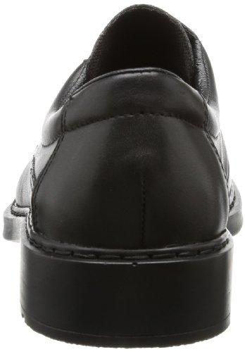 Rieker 12820, Derby homme Noir (Nero/schwarz)