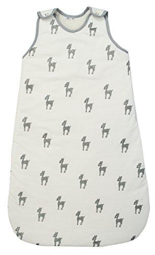 Schlafsack für Kleinkinder oder Schlummersack für Kleinkinder. Hirsch mit Haargel (0-6 Monate)