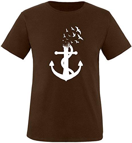 EZYshirt Anker Ocean Herren T-Shirt Rundhals