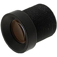 12mm standard Zoom bordo lente CCTV Camera 12 MM focale