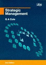 Strategic Management (Management textbooks)