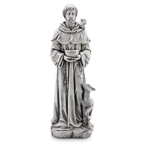 SPI Home Garten-Skulptur Benevolent Saint Francis
