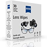 Zeiss Pre-Moistened Lens Cleaning Wipes For Spectacles, Tablets, Laptops, Binoculars, Mobiles