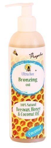 Sonnenöl mit Honig & Kokosnuss 250ml - 100% natürlich
