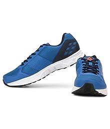 fd92cbf64404e1 Men s Blue Navy Black White Running Shoes - 8 UK India (