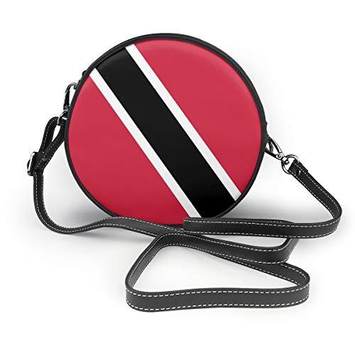 Lilyo-ltd Trinidad und Tobago Handtasche mit Emblem, Umhängetasche, für Damen und Mädchen -